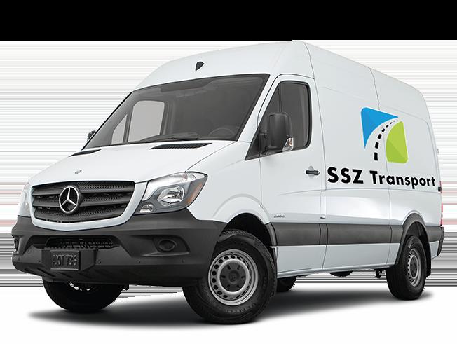 SSZ Transport Fahrzeug für Umzüge und Transport